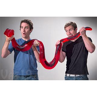 26-Pound Gummy Snake