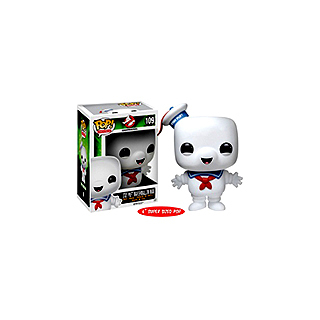 6″ Stay-Puft Marshmallow Man Figurine by Funko