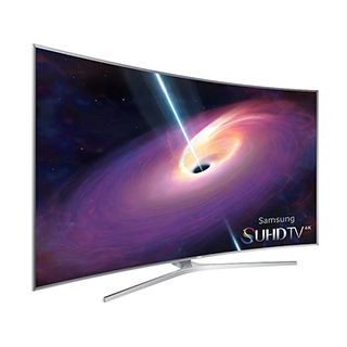 88-inch Curved 4k Ultra HD LED TV