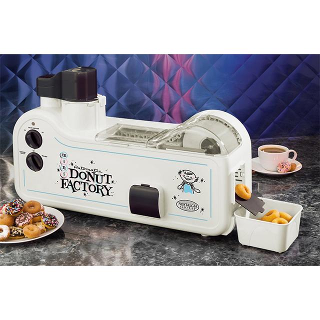 Automatic Miniature Donut Making Machine