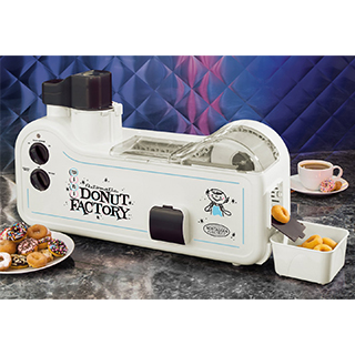 Automatic Miniature Donut Making Machine