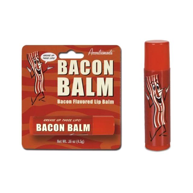 Bacon-Flavored Lip Balm