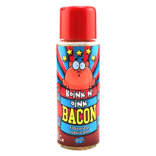 Bacon Flavored Lube