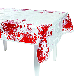 Bloody Tablecloth