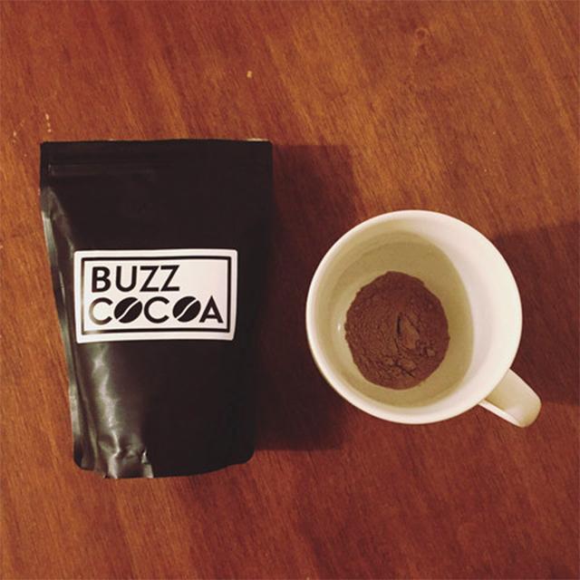 Buzz Cocoa: Caffeinated Hot Chocolate