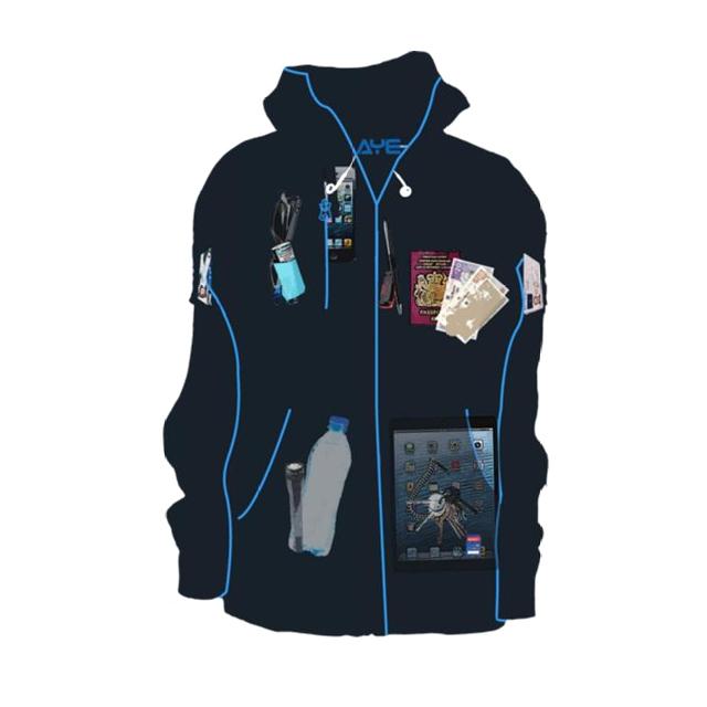 Cargo Pocket hoodie