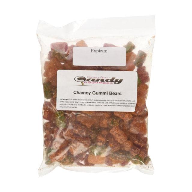 Chamoy-Flavored Gummy Bears