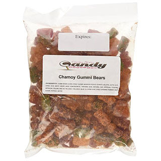 Chamoy-Flavored Gummy Bears