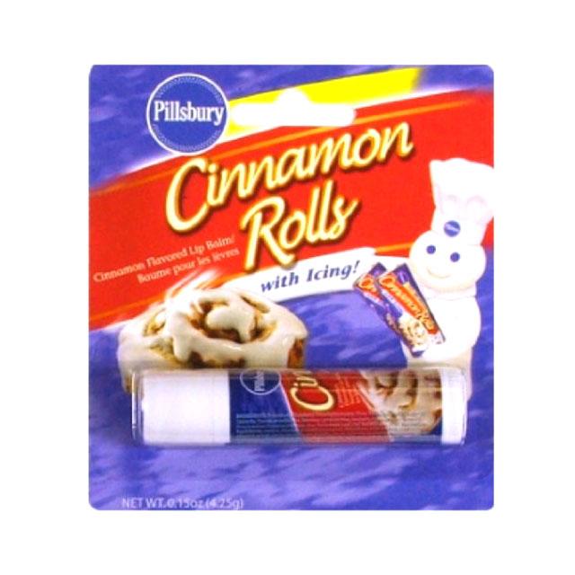 Cinnamon Roll-Flavored Lip Balm