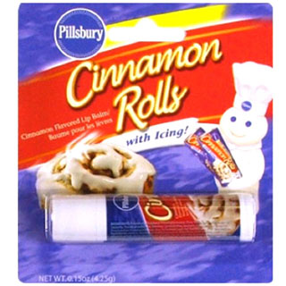 Cinnamon Roll-Flavored Lip Balm