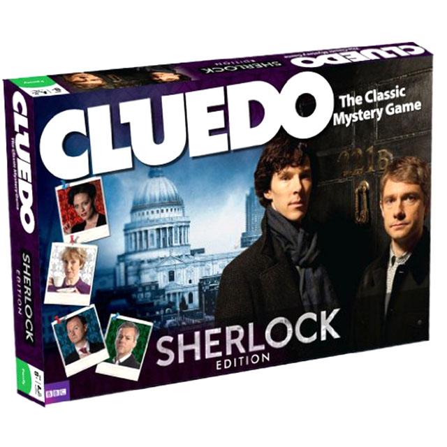 Cluedo: The Sherlock Edition