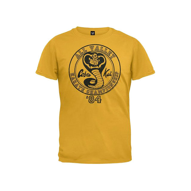 Cobra Kai Karate Championship T-Shirt
