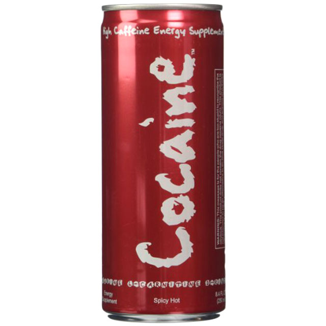 Cocaine Is a Hell of a Drink