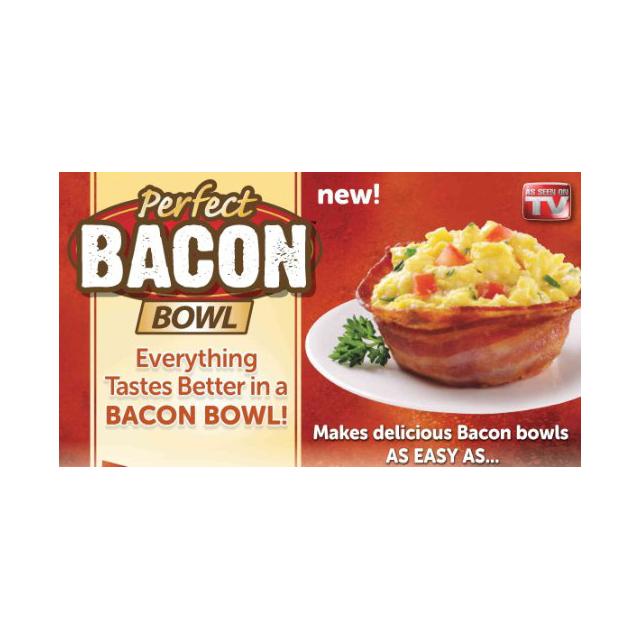 DIY Bacon Bowls