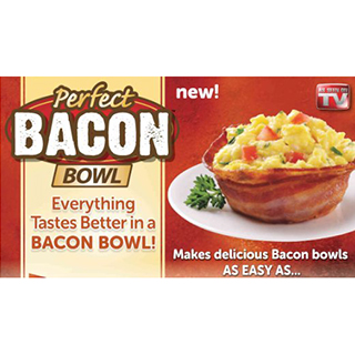 DIY Bacon Bowls