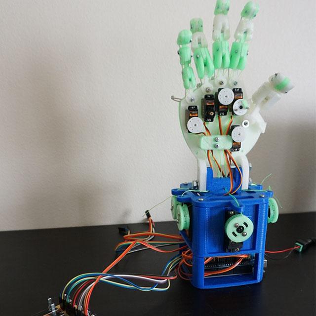 DIY Robotic Hand kit