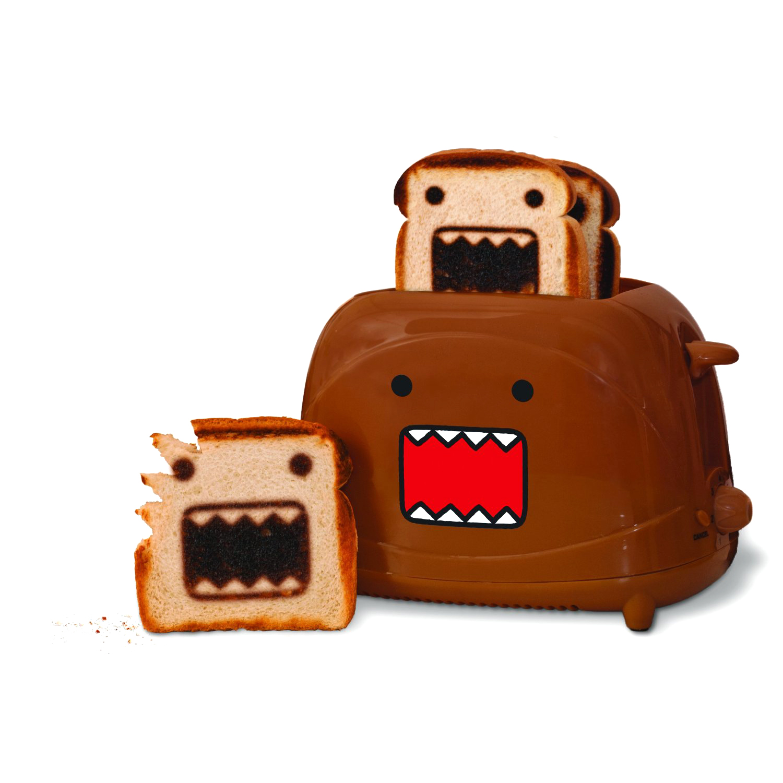 Domo monster toaster