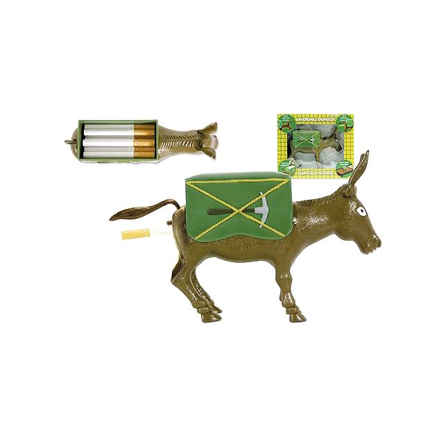 Donkey's Butt Cigarette Holder and Dispenser