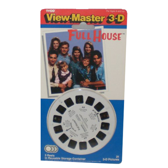 Full House View-Master Reels