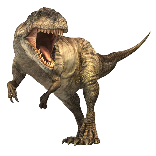 Gigantosaurus cardboard cutout