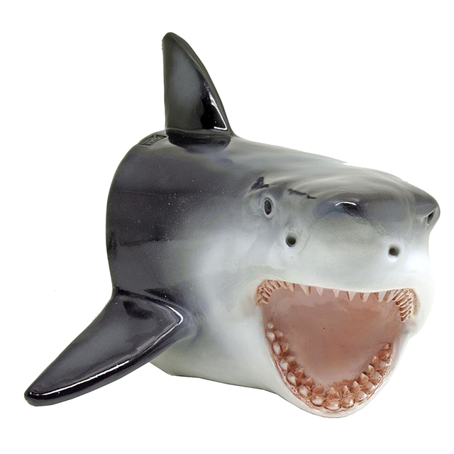 Great White Shark Wall Mount