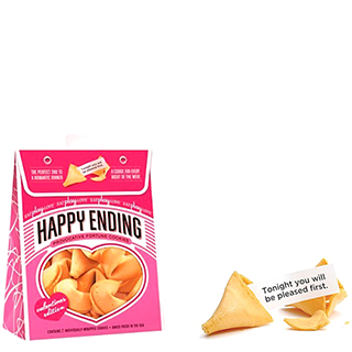 Happy Ending Fortune Cookies