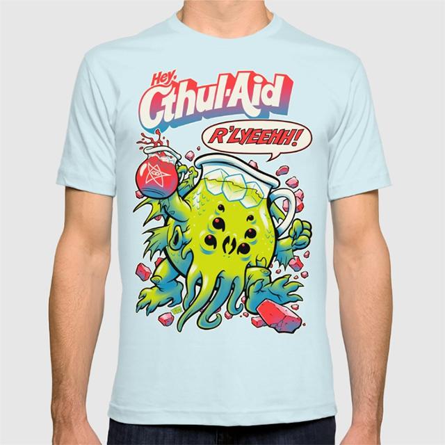 Hey Cthul-Aid T-Shirt