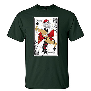 Kringle/Krampus t-shirt