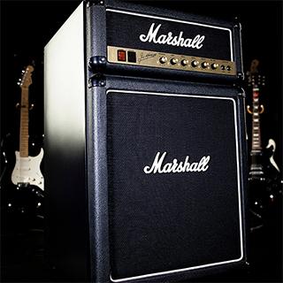 Marshall Half-Stack Refrigerator