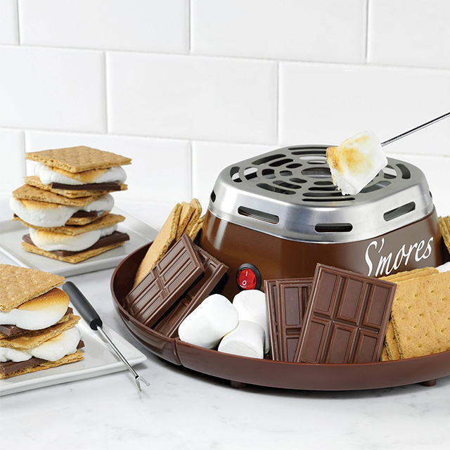 Mini Electric S'Mores Toaster
