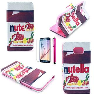 Nutella smartphone wallet