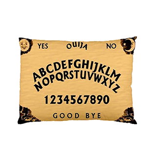 Ouija Board Pillowcase