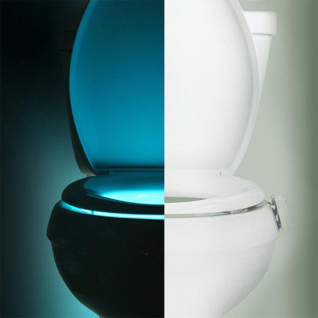 Party Toilet Night Light