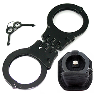 Professional Quality Police Handcuffs