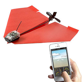 Remote Control Paper Airplane