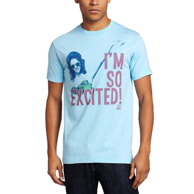 """Saved by the Bell """"I'm So Excited"""" shirt"""