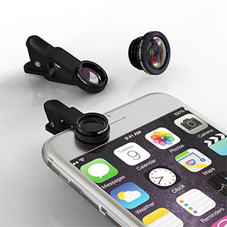 Smartphone Camera Lens Kit