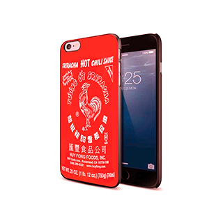 Sriracha Smartphone Case