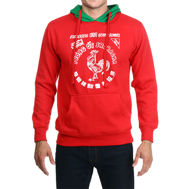 Sriracha hoodie