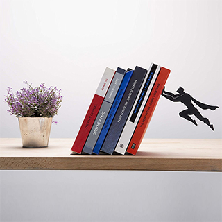 Superhero Bookend