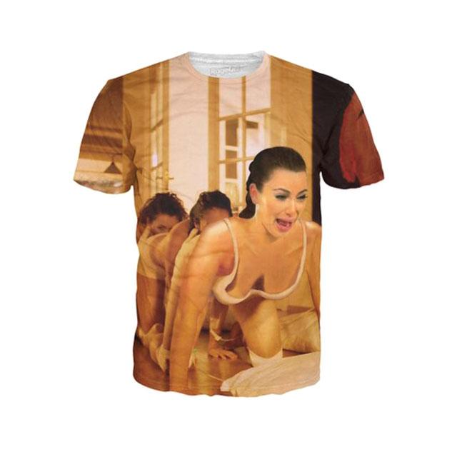 The Kardashian Centipede t-shirt