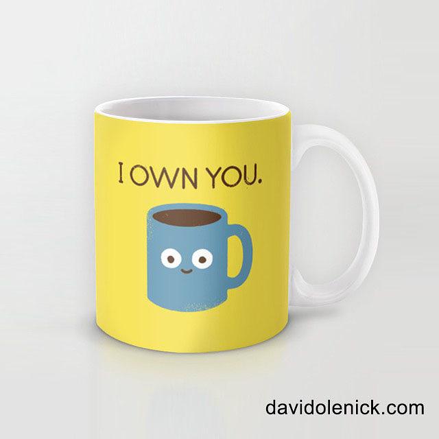 The Most Honest Coffee Mug Ever