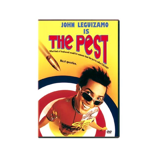 The Pest DVD
