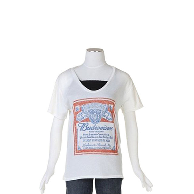 Threadbare Budweiser t-shirt