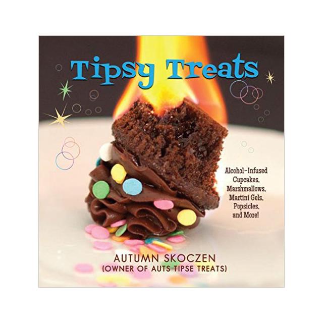 Tipsy Treats: Alcohol-Infused Dessert Cookbook