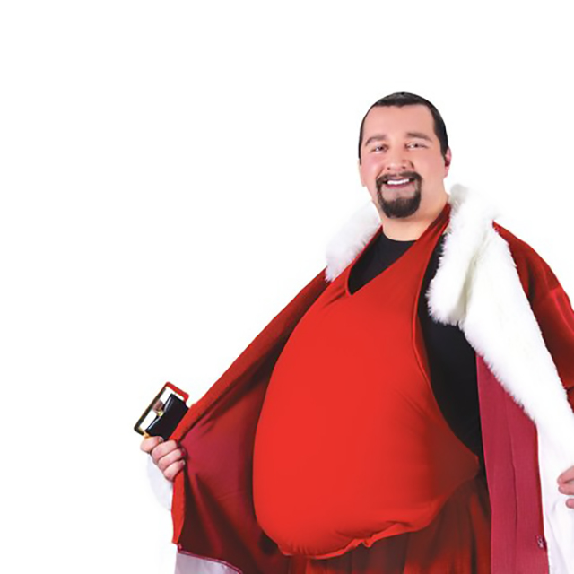 Top 5 Things to Do with a Santa Claus Belly