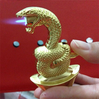 Badass Cobra Lighter