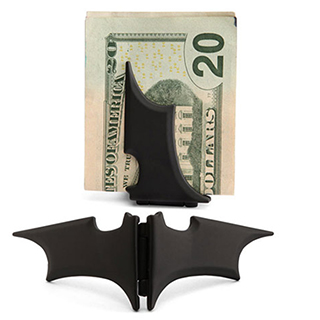 Batarang Money Clip