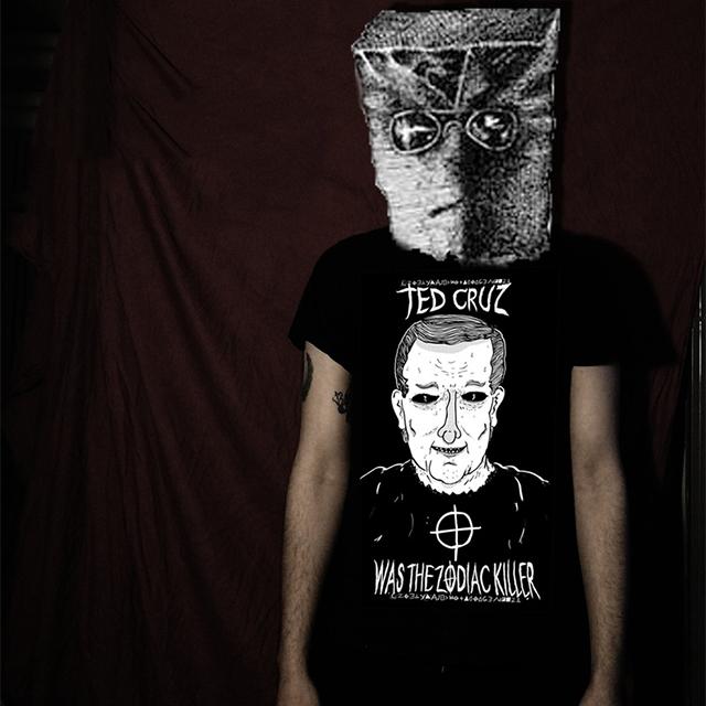 Ted Cruz Zodiac Killer t-shirt