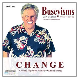 Buseyisms 2016 Calendar
